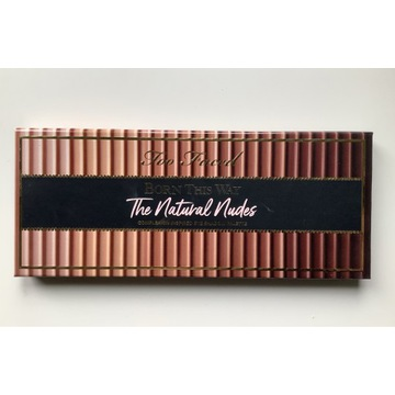 Too faced born this way the natural nudes paleta