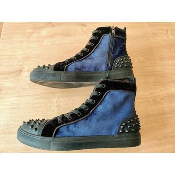 Steve Madden buty sneakersy Louboutin (43) 27,5cm