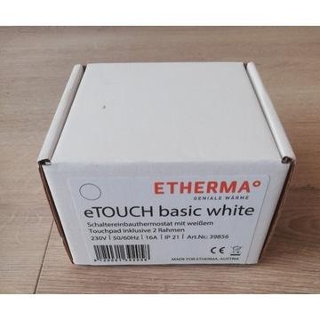 ETHERMA Termostat Regulator pokojowy eTouch Basic