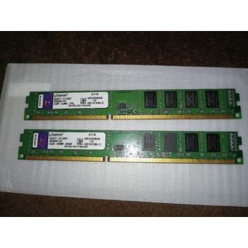 8 Gb DDR 3 Kingston