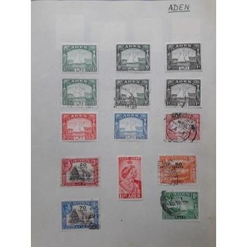 GB - kolonie angielskie - Aden 1937–1963