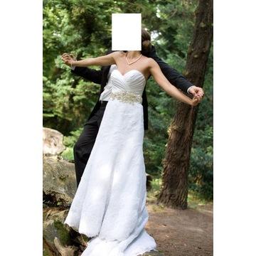 Suknia ślubna Allure Bridals 9004
