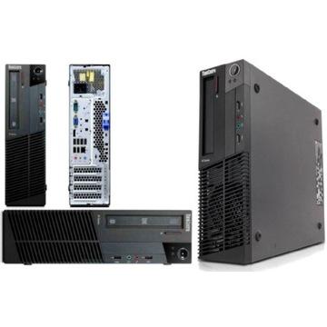 Komputer Lenovo M81 i3/4GB RAM/HDD 250/Windows 10