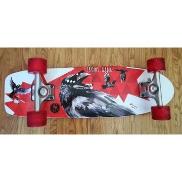 Fish Skateboard/Cruiserboard/Deskorolka Crows Gang