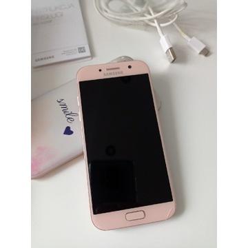 Samsung Galaxy A5 Peach Cloud
