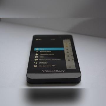 Z10 blackberry jak nowy wersja STL100-2 czyli LTE