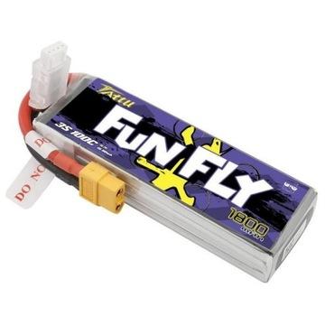 Akumulator Tattu Funfly 1800mAh 11,1V 100C 3S1P XT
