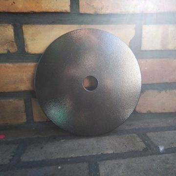 Obciążenie, ciężarek na siłownię otwór 30mm 2,5kg