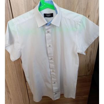 koszula biała rozm. 146