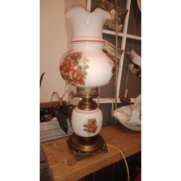 Lampa retro jak naftowa