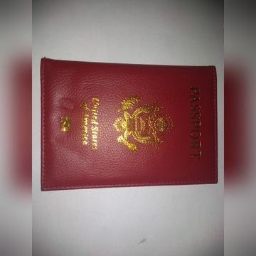 Paszport etui