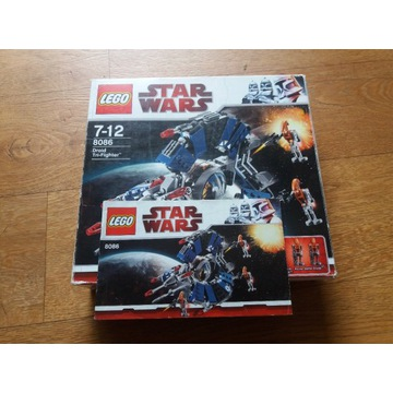 LEGO Star Wars 8086 DROID TRI-FIGHTER
