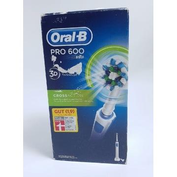 Szczoteczka elektryczna Oral B Pro 600