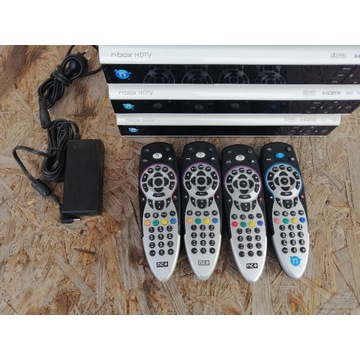 DEKODER SATELITARNY NBOX HDTV ITI-5800S