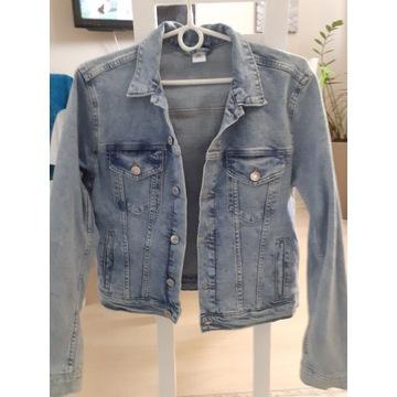 H&M jeansowa kurtka 38 M