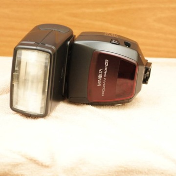 Lampa Minolta 5400 HS
