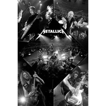 Plakat Metallica - live 61,5X91