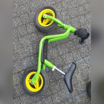 Rowerek biegowy puky LR M zielony