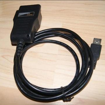 Nowy Kabel serwisowy HDS HONDA OBD2 na USB, diagno