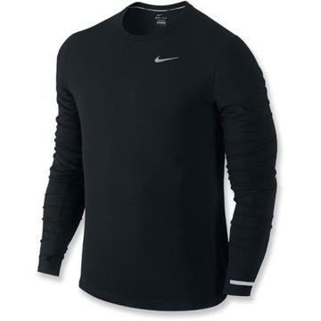 NIKE DRI FIT MILER koszulka do biegania   Run r. l