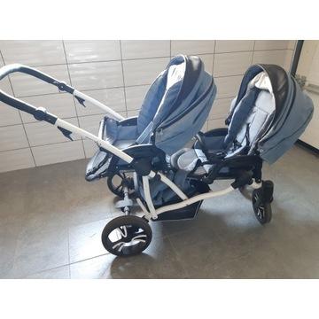 Podwójmy wózek dla dzieci
