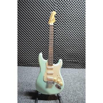 Fender Squier Stratocaster - wysoka jakość