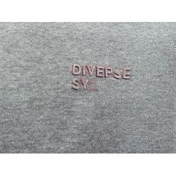 Bluza Diverse System Szara S