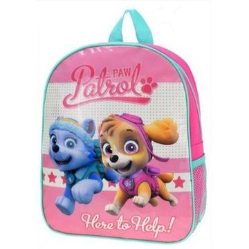 Plecak Psi Patrol NOWY wys. 24h
