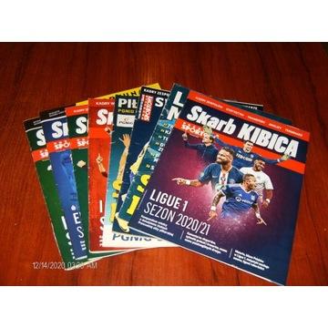 SKARB KIBICA  czasopisma sportowe