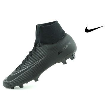Nike Mercurial Victory VI DF FG czarne
