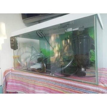 Akwarium filtr grzalka magnez do czyszczenia szyby