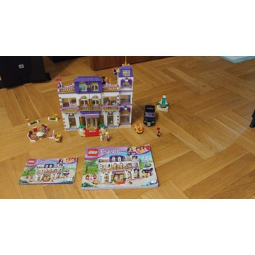 Lego Friends Grand Hotel w Heartlake 4110
