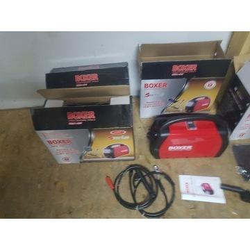SPAWARKA inwerterowa BOXER 400 Amper 1,6-4,0 maska