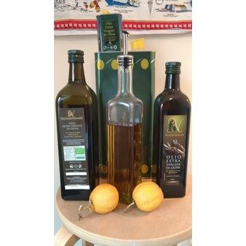 Włoska Oliwa Notaristefano z Apulii 1 litr