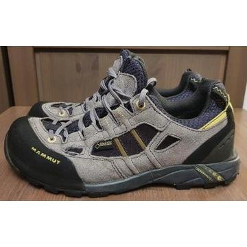 MAMMUT  LOW GTX 38 gore-tex buty trekingowe