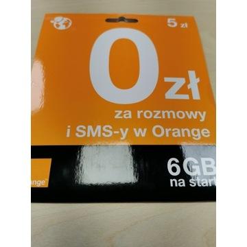 Starter Orange 516 211 001