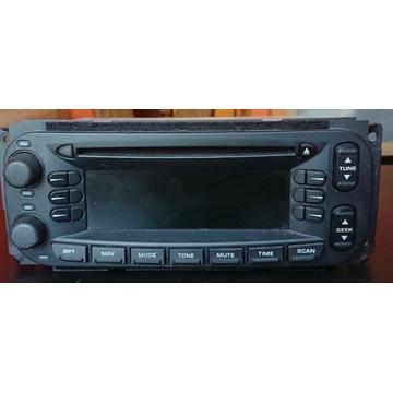 Radio samochodowe chrysler jeep dodge