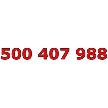 500 407 988 ORANGE ŁATWY ZŁOTY NUMER STARTER