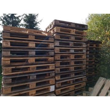 Palety Paleta euro 120x80 drewniane 17zł netto