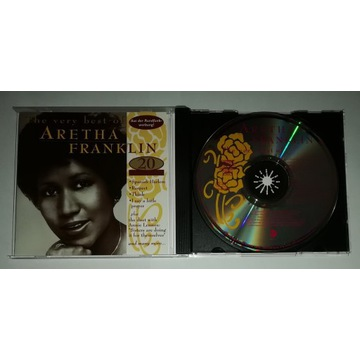 ARETHA FRANKLIN - The Very Best Of...