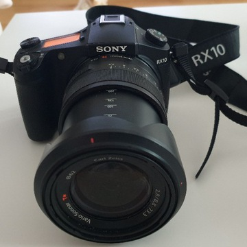 Aparat  Sony RX10