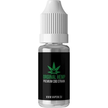 Olejek CBD 10 ml 3 % CBD Original Hemp