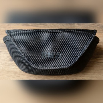 Oryginalne etui / futerał na okulary BMW