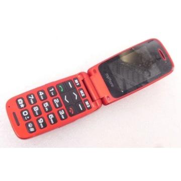 myPhone Rumba Telefon Dla Seniora SOS z Klapką