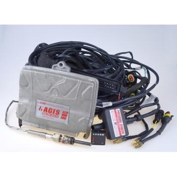 Sekwencja Agis Acon Diesel D12 4 cyl