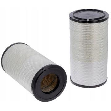 Filtr powietrza HIFI FILTER SA16125