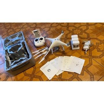 Dji Phantom 4 zestaw - 3 baterie
