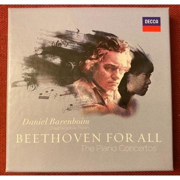 Beethoven / Barenboim Piano Concertos 3 CD