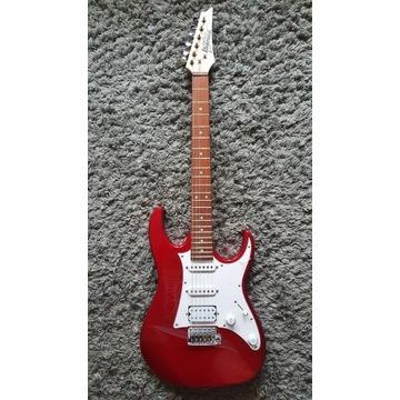 Gitara Ibanez GIO czerwona NOWA