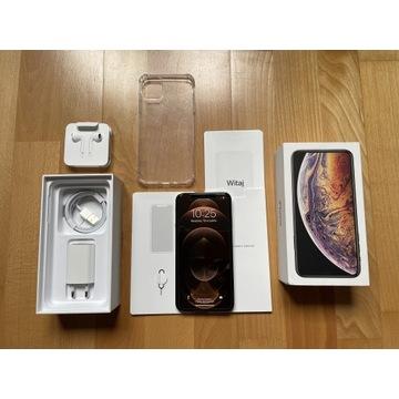 iPhone Xs Max w obudowie jak iPhone 12 Pro Max